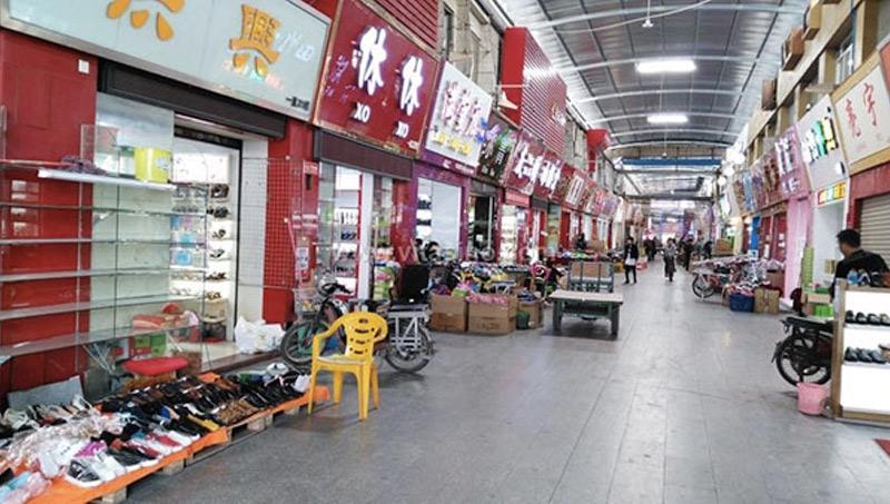 Sang tận chợ/xưởng Quảng Châu để nhập các mẫu giày dép chất lượng giá tận xưởng